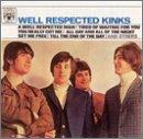 Well Respected Kinks artwork
