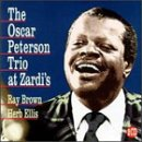 echange, troc The Oscar Peterson Trio - The oscar peterson trio at zar