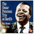 The oscar peterson trio at zar