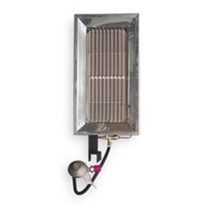 B000LDLVWC Portable Gas Heater, LP, 32000 BtuH