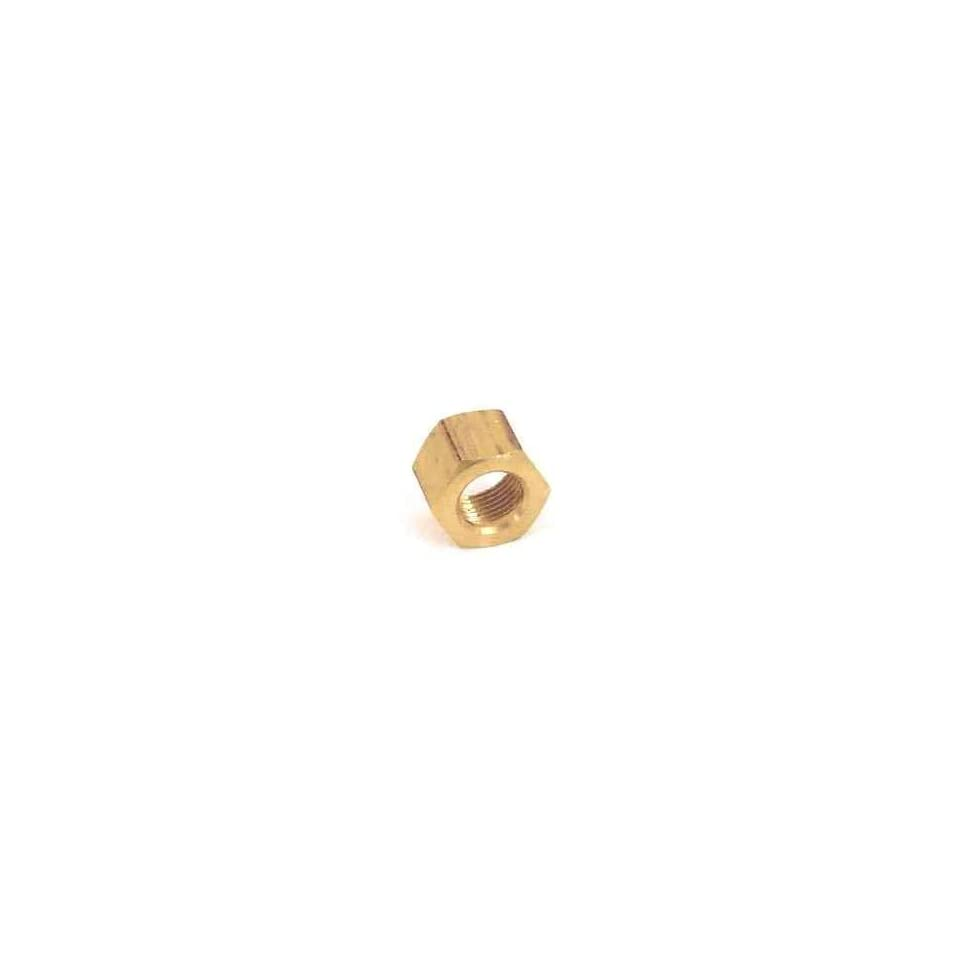 Anderson Metals Corp 2Pk 5/8 Cmp Nut 10061 10 Compression Fittings Connectors Adapters & Nuts
