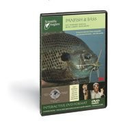 Scientific Anglers Panfish/Bass Fly Fishing Basics DVD Training Video Fly Fishing Guide