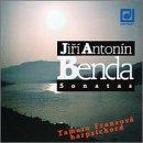 echange, troc Jiri Benda, Tamara Franzova - Harpsichord Sonatas