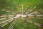 Traditional Garden Games Garden Pick Up Sticks