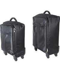 Soft Trolley Suitcase Set of 2 from Unknown