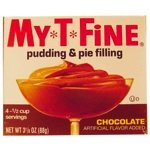 My-T-Fine Chocolate pudding and pie filling 3.25 oz. (3-Pack)