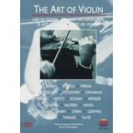 DVD B.モンサンジョン製作『アート・オブ・ヴァイオリン』の商品写真