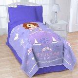 Disney Sofia 1st Princess in Training Fleece Blanket