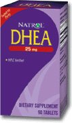 DHEA 25mg 300 Tablets
