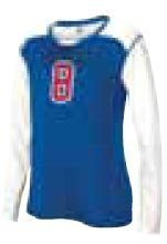 Russell Athletic 9V8MIXK Long Sleeve Women's Volleyball Jersey (Call 1-800-234-2775 to order)