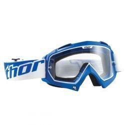 Adult Thor MX Enemy Goggles Motocross Enduro Blue