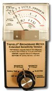Trifield Extended Range Broadband Meter