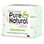 Pure & Natural Hypoallergenic Bar Soap, 4.5 oz - 3 ea