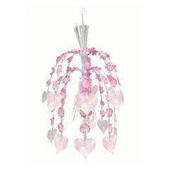 cascade hanging flower petal - 1