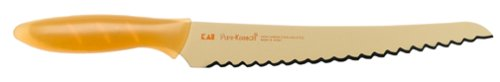Pure Komachi By Kai 8-Inch Stainless-Steel Bread Knife
