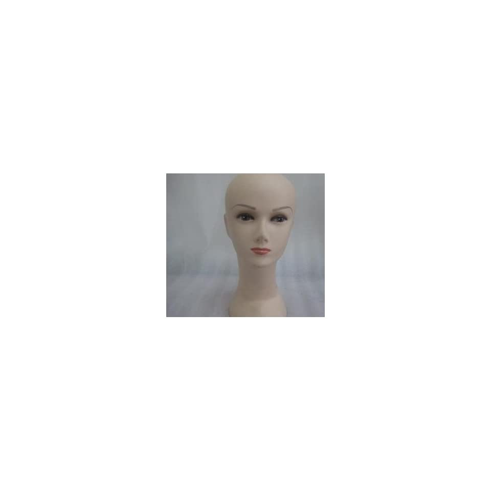 New Beautiful Female Mannequin Head for Fashion Wig/hat/jewelry Display Middle Size