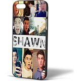 Shawn Mendez Magcon Boys Cool Photo Collage for Iphone Case (iPhone 5 5s Black)