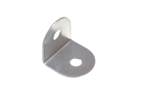 48 Of Worktop Mini Worktop Angle L Bracket 19Mm X 19Mm 5Mm Hole (Brass L Bracket compare prices)
