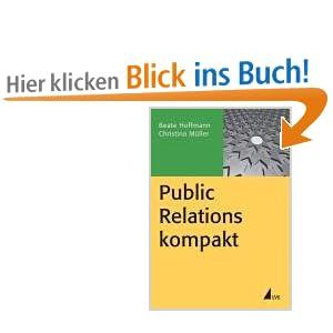 eBook Cover für  Public Relations kompakt Mit journalistischen Zwischenrufen von Christian Sauer