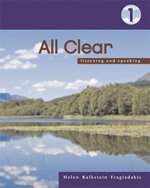 All Clear: Listening and Speaking