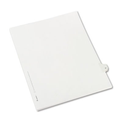 allstate-style-legal-side-tab-divider-title-31-letter-white-25-pack