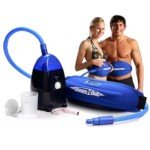 Nice Health Slimming Lose Weight Trimmer Exercise Steam O Belt(Blue) (Steam O Belt compare prices)