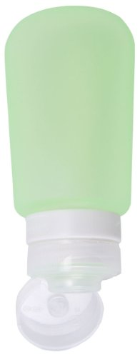 humangear GoToob 3 Ounce Travel Bottle, Lime Green, Large (3 oz) Picture
