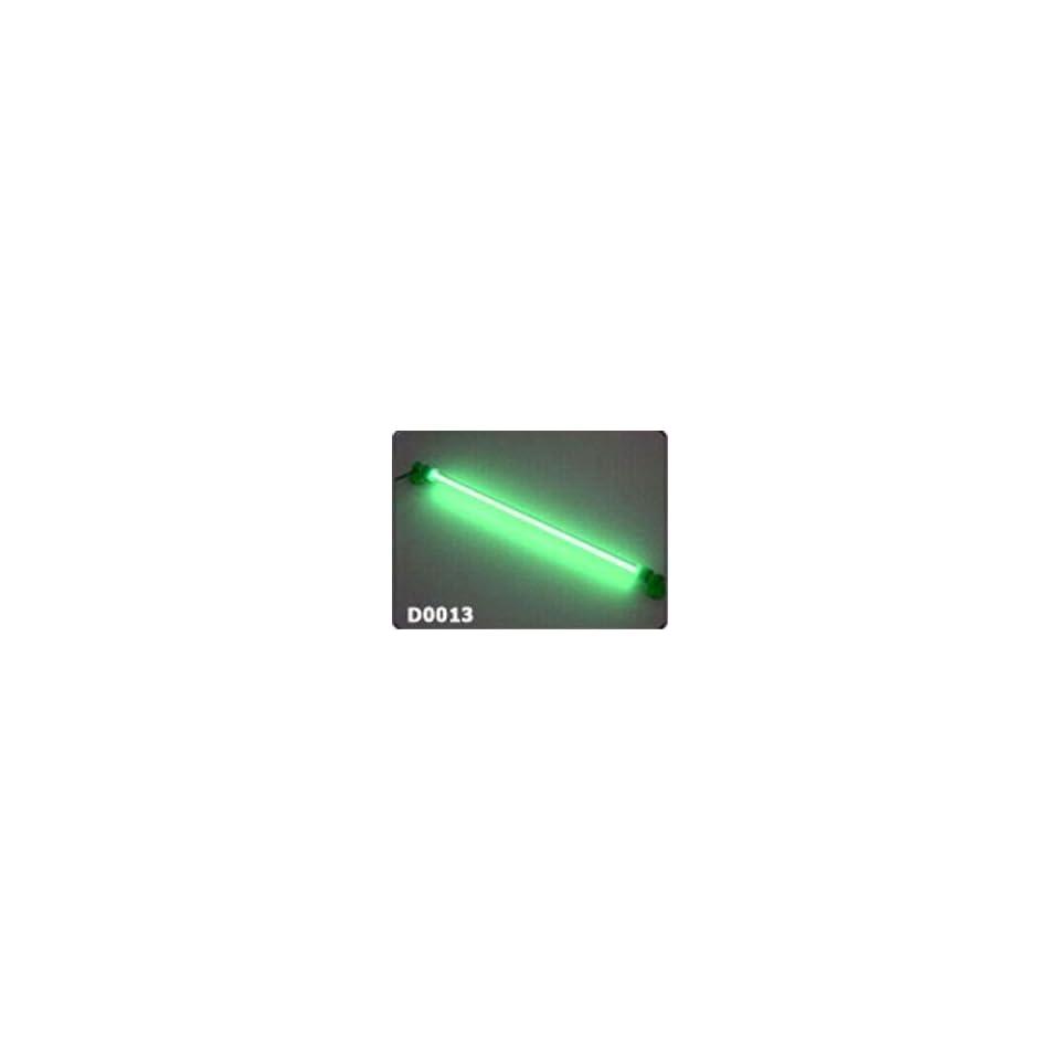 GREEN COLD CATHODE SOUND ACTVE Electronics