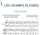 Partition : Champs-Elys�es - Piano et paroles