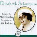 Lieder by Medelssohn, Schumann & Brahms