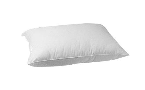 Brand new premium 100 white goose down firm pillow king size for Best king size down pillows