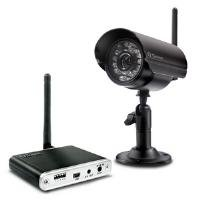 Swann ADW-200 Wireless Security Camera/Receiver - SW322-YDW