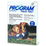 Program Flavor Tabs Dog Flea Control