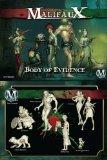 Wyrd Miniatures Malifaux Resurrectionists Body of Evidence Crew Model Kit