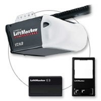 Liftmaster 3255 1/2 HP Chain Drive Garage Door Opener Power Head Only