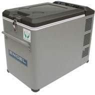 ENGEL USA MT45F-U1 Portable Dual Voltage Fridge/Freezer, Grey