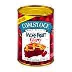 Comstock More Fruit Cherry Pie Filling, 21 oz