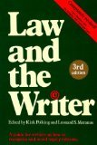 Law and the Writer