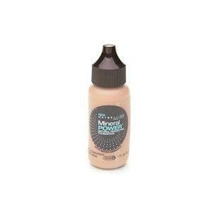 Maybelline Mineral Power Liquid Foundation - Honey Beige