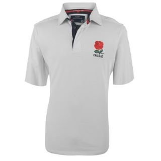 World Cup Short Sleeve Rugby Shirt Mens England Large