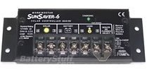 Morningstar SS-6-12V Sunsaver-6 Amp by Morningstar