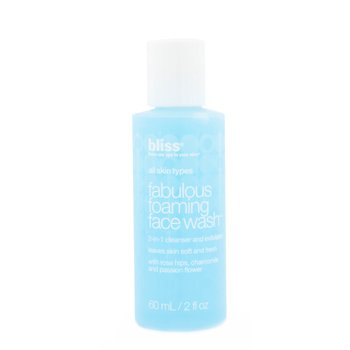 Fabulous Foaming Face Wash - Travel Size (New