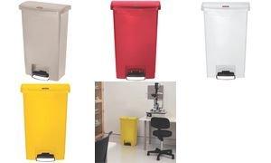 rubbermaid-collecteur-a-pacdale-slim-jim-50-litres-blanc