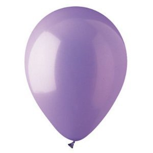 "Lavender 12"" Latex Balloons (20 Count) by CTI - 1"