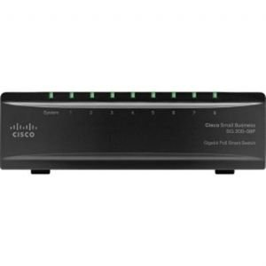 Gigabit Switch Amazon on Amazon Com  8 Port Gigabit Poe Switch  Electronics