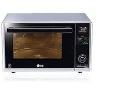 LG MJ-3283BCG 32-Litre 900-Watt Convection Microwave Oven (Silver)