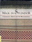 img - for Walk in Splendor: Ceremonial Dress and the Minangkabau (Fowler Museum Textile Series) by John Summerfield (2002-05-01) book / textbook / text book