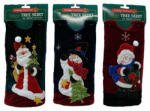 Crochet Christmas Tree Skirt Patterns