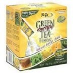 To Go Brands Green Tea Energy Fusion Honey Lemon -- 24 Packets