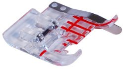 Viking Clear Seam Guide Foot - 4130348-45 (Emerald Viking Sewing Machine compare prices)